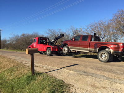 Truck towing services Mansfield, Texas