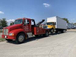 box truck towing services in Arlington, Texas