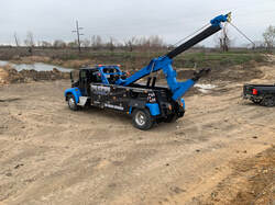 winch out towing services in Arlington, Texas