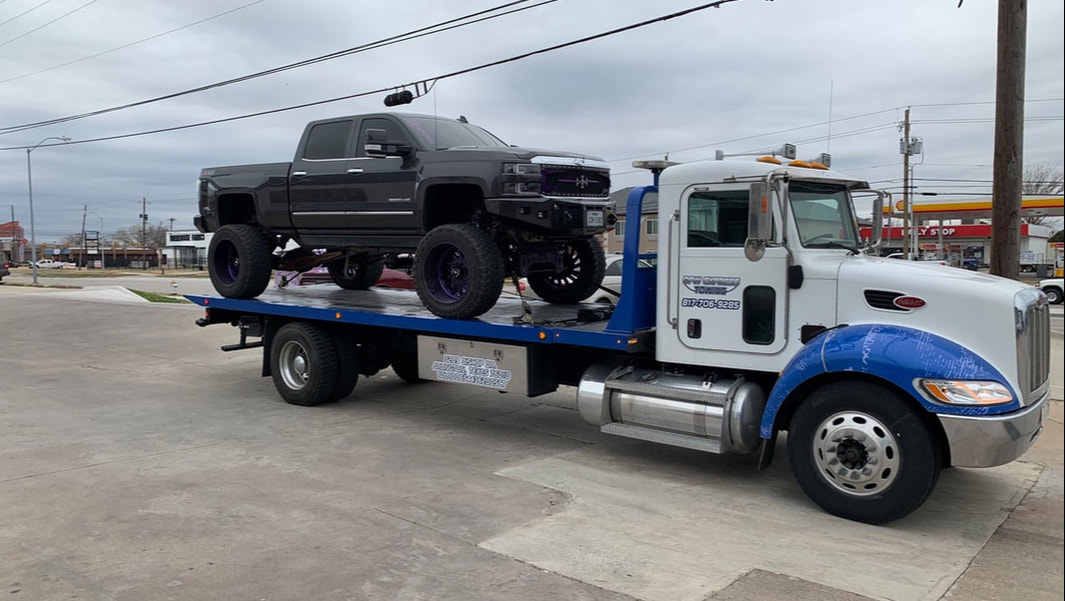 best towing services in Arlington, Texas