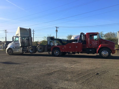 tractor towing services in Arlington, Texas